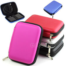"""Hand Carry Case Cover Pouch for 2.5"""" USB External WD HDD Hard Disk Drive Protect"""
