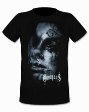 Ominous Day Of The Dead Mens T Shirt Black Jak Connolly Tattoo Goth Tee Sullen