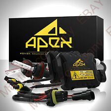 Slim BI-XENON LOW BEAM HID Kit H4 H13 9004/9007 35W 8000K 10000K 12000K 30k 5k