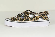 NEW VANS AUTHENTIC (HELLO KITTY) LEOPARD/TRUE WHITE VN-0W4NDKS (T)