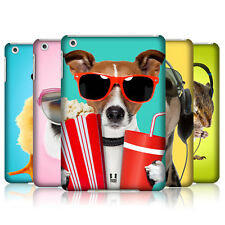 HEAD CASE FUNNY ANIMALS PROTECTIVE SNAP-ON BACK CASE COVER FOR APPLE iPAD MINI
