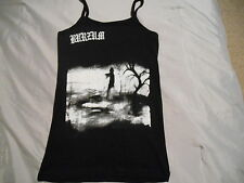 burzum aske 'burzum' babydoll t shirt girly tank top emperor mayhem slayer absu