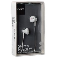 Sony STH30 IP57 Waterproof Stereo Headset Headphones Water Resistant Earphones