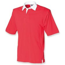 Front Row Adult Mens Short Sleeve Rugby Shirt FR3