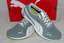 Puma Biofusion Spikeless Mesh Golf Shoes - Tradewinds White Lime - 2014 Style