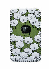 Black Sheep Design Mobile PHONE CASE POUCH FITS HTC 610, One M8, One Mini 2