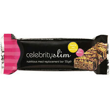 Celebrity Slim Meal Replacement Bars - Fruit & Nut