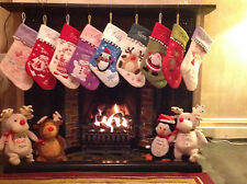 Personalised Funky Christmas Stockings