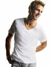 Hanes Men's TAGLESS® V-Neck Undershirt 6-Pack - style 117245
