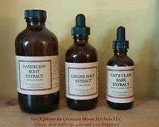 ANTI-PARASITE FORMULA Tincture, Herbal Extract, 2, 4, 8 oz Made in Maine