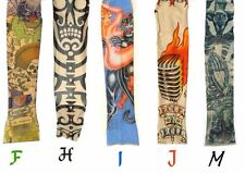 FREE SHIP! Single Print Tattoo Arm Sleeve - Many Styles! - Old School