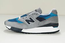 "NEW MEN'S ""MADE IN USA"" NEW BALANCE M998MD MEDIUM WIDTH (D) (T)"
