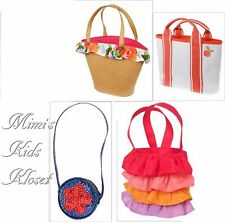 GYMBOREE PURSES/TOTES-TEA TIME,SURF ADVENTURE,PREPPY PEACH,ISLAND LILY & MORE
