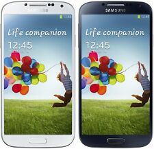 Samsung Galaxy S 4 SGH-I337 - 16GB - Black / White / Red (FACTORY UNLOCKED) (C)