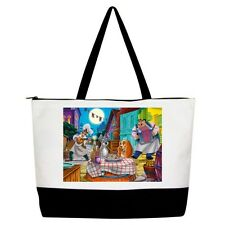 New Lady And The Tramp Bag Handbag Purse Tote Shopper