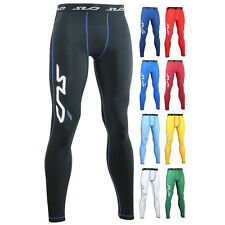 Sub Sports Cold Mens Compression Tights Base Layer Leggings Ski Pants Skin Fit