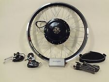 "Electric Bicycle Conversion Kit 36V 48V 350W 500W 1000W Direct Drive 26"" 700c"