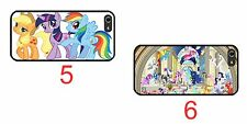 My Little Pony  for iPhone 4 4s 5 5s Samsung S3 S4 Mini Note Sony HTC Case Cover
