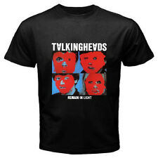 New TALKING HEADS Remain in Light Rock Band Men's Black Tee T-Shirt Size S-3XL