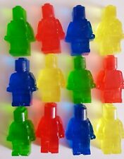 LEGO MEN TYPE MINI SOAPS, STOCKING FILLERS, PARTY BAG FILLERS, KIDS