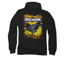 Batman Brave And The Bold Roof DC Comics Licensed Adult Pullover Hoodie S-3XL
