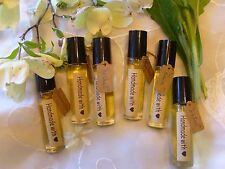 """Roll-On"" Organic Essential Oil Perfumes"