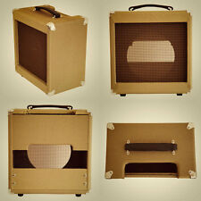 Tweed Amplifier Cabinet . 8 or 10 Speaker Sizes for Champ 5F1 or Princeton 5F2A.