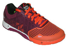 Reebok Crossfit Nano 4.0 Women's Shoes Orange/Berry/Wh/Blk NEW M40528 NEW SIZES