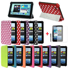 For Samsung Galaxy Tab 2 P3100 P3110 7 INCH Ultra Slim Leather Case Stand Cover