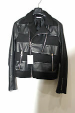 Paul Smith Mainline soft leather biker jacket new with tags large last one £1600