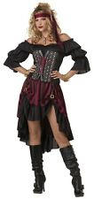 Pirate Wench Swashbuckler Caribbean Sexy Women Costume