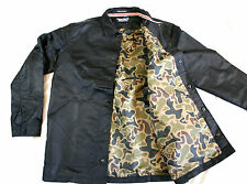 Standard & Grind Coach Jacket Camo print Real Riders Urban City Skaters $ 59.99
