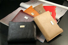 Women Wallets Removalbe Card Slots Bifold Purses Synthetic Leather Clutches Bags