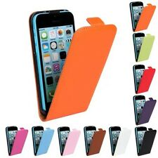 Mobile Phone Case For Iphone4/4S/5/5S/5C Flip Leather Cover Case In Cell Phone
