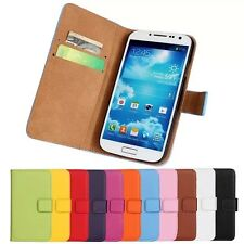 For Samsung Galaxy S4 i9500  Wallet Leather Case in cell phone accessories
