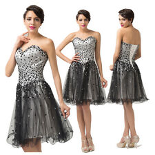 2014 NEW Short Prom Party Gown Evening Bridesmaid Homecoming Ball Cocktail Dress