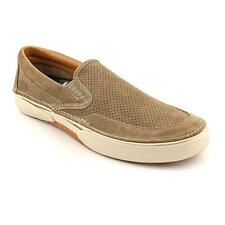 Sperry Top Sider Largo Mens Suede Loafers Shoes Used