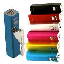 2600mAh USB Universal External Portable Power Bank Charger For Mobile Phone