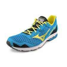 Mizuno Wave Ronin 5 Mens Blue Mesh Running Shoes
