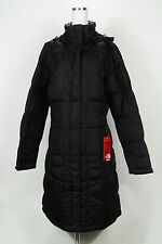 2014 WOMEN'S THE NORTH FACE METROPOLIS DOWN PARKA A8P1JK3 BLACK (T)