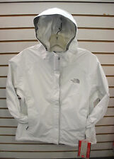 THE NORTH FACE WOMENS VENTURE WATERPROOF  JACKET- #A57Y- WHITE- S, M, L,XL - NEW