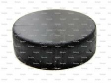 Hockey Puck ~ Frosting Sheet Cake Topper ~ Edible Image ~ D9975