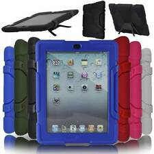 For Apple iPad 2 3 4 Case Authentic Shockproof Series and KickStnad Armor Hybrid