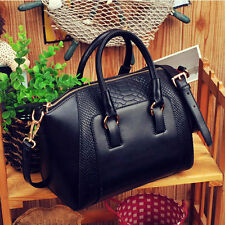 New Women Handbag Shoulder Bags Tote Purse PU Leather Ladies Messenger Hobo Bag