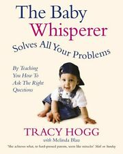 The Baby Whisperer Solves All Your Problems (By Teac..., Blau, Melinda Paperback