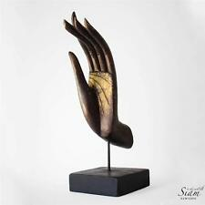 Buddha Mudra Hand Statue. A Powerful Feng shui Decor for Your Home from Thailand