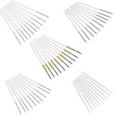 10Pcs Tattooing Tool Disposable Tattoo Eyebrow Needle Sterilized Medical Makeup
