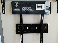 "Tilt/Tilting/Flat Panel Wall Mount Bracket Fits/For 32""-55 LED, LCD,Plasma HD TV"