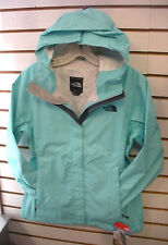 THE NORTH FACE WOMENS VENTURE WATERPROOF JACKET-A8AS- MINT BLUE-S,M,L,XL -NEW