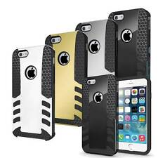 Rubber Armor Hybrid Best Impact 2 Layer Box Case Cover For Apple iPhone 6 PLUS